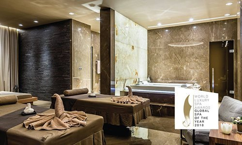 спа център, най-добър спа център, este fitness & spa, world luxury spa awards