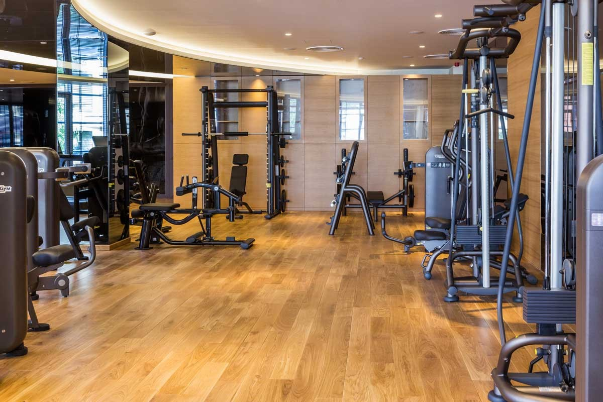 блясъка на кожата, физически упражнения, фитнес, спа център, есте