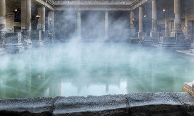 римска баня, спа център, древност, спа услуги, spa