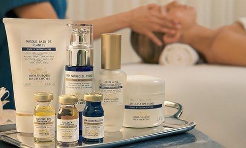 блясъка на кожата, зима, процедура, спа център, biologique recherche