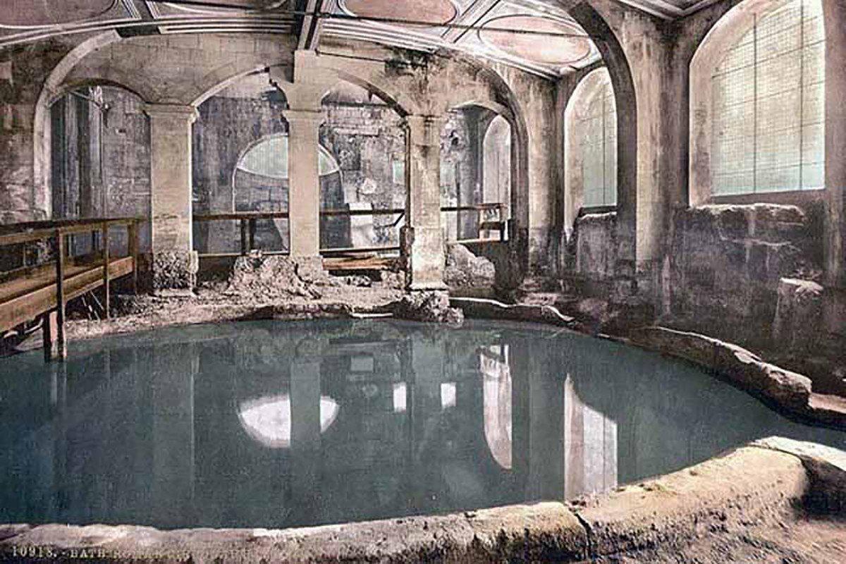 римска баня