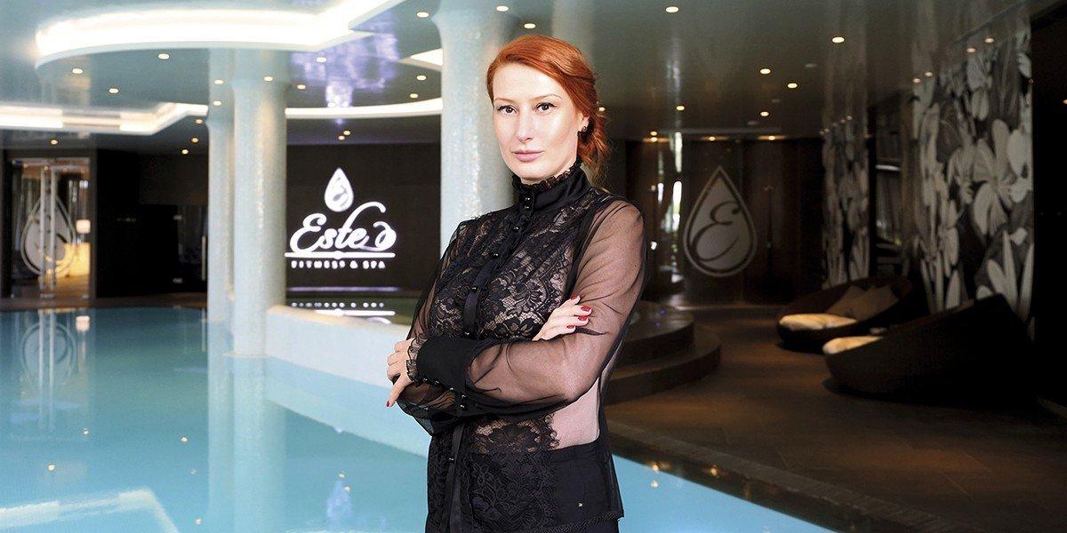 Надя Халачева, Надежда Халачева, повелителката на наградите, СПА мениджър, СПА център, este fitness spa