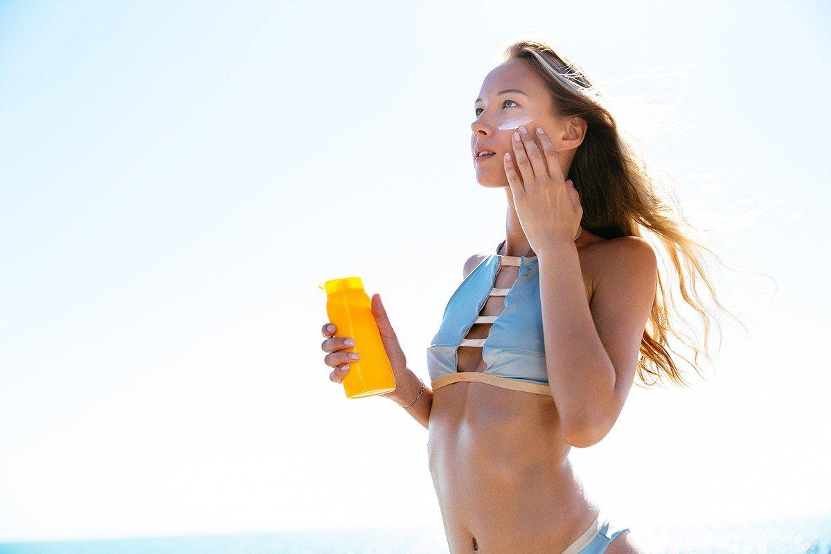пигментни петна, грижа за кожата, слънцезащитни продукти