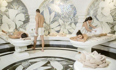 хамамът, хамам, турска баня, спа