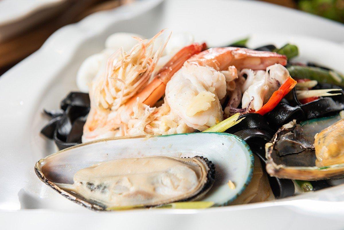 сьомга, алергии, морска храна, омега 3