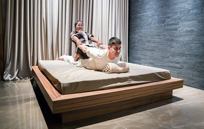 тайландски масаж