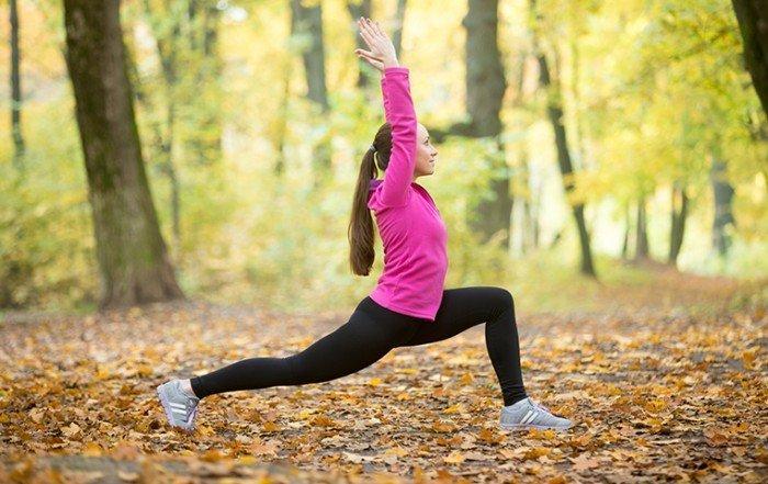 есента, тренировки през есента, упражнения през есента, най-подходящият сезон за тренировки, упражнения, фитнес