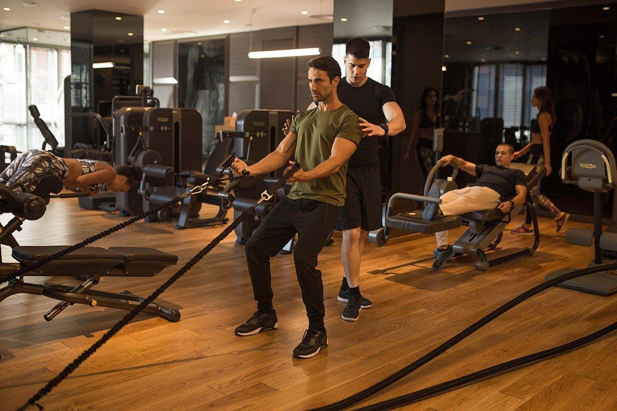 функционални тренировки, кондиционни тренировки
