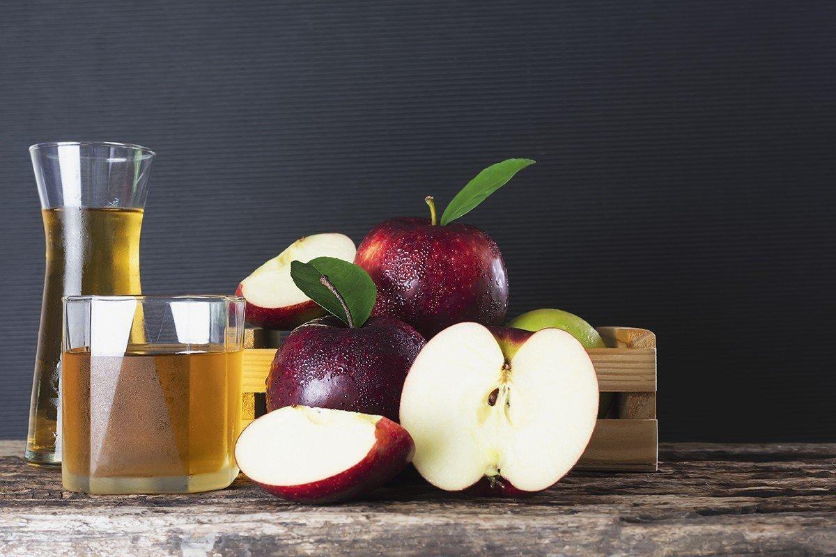 фреш от ябълка, фрешове от ябълка, фреш, фрешове, сок от ябълка