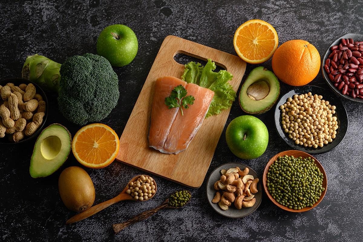 храни, минерали, витамини, имунната система, имунитет