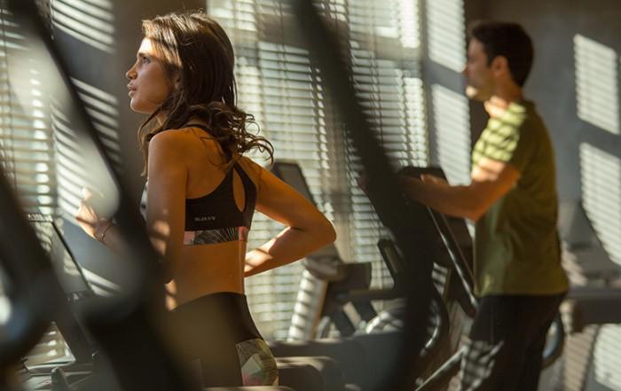 сутрешна тренировка, фитнес
