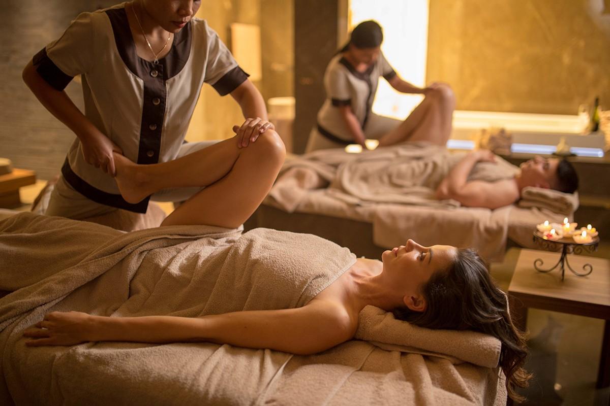масаж след тренировка, ползи, масаж фитнес