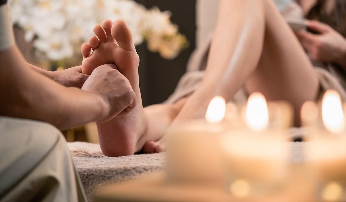 рефлексотерапия, лечебни масажи
