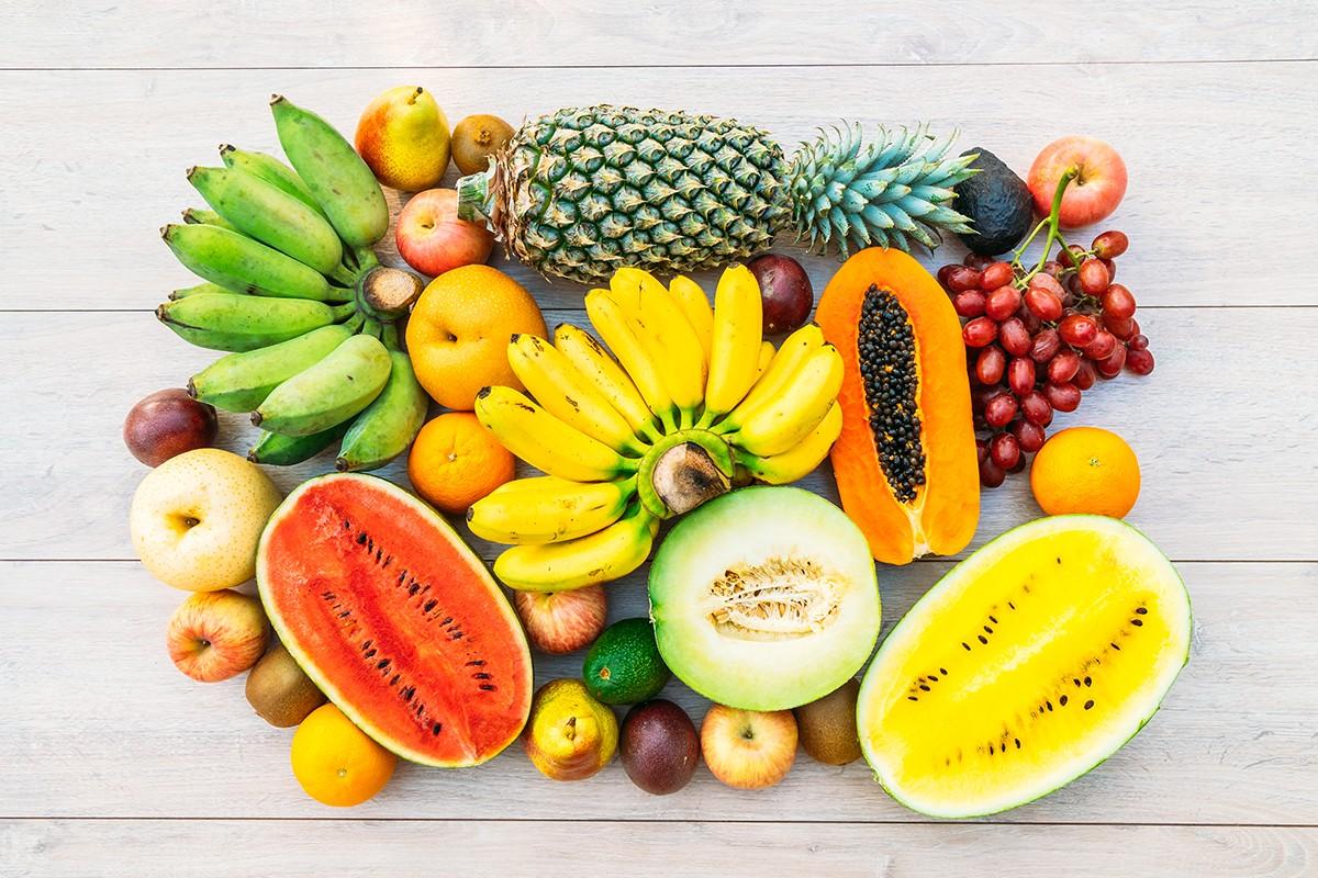 минерали, протеини, плодове, тренировките през лятото
