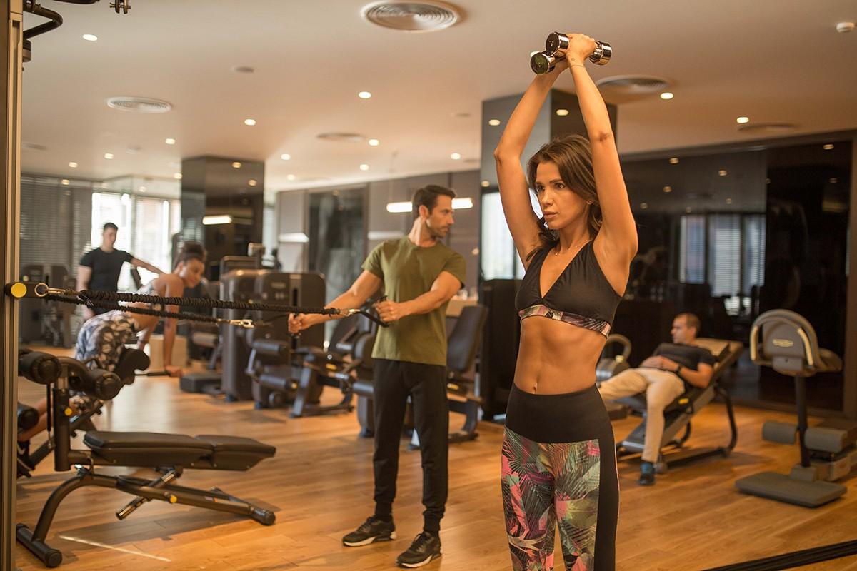 спортно облекло, функционална тренировка
