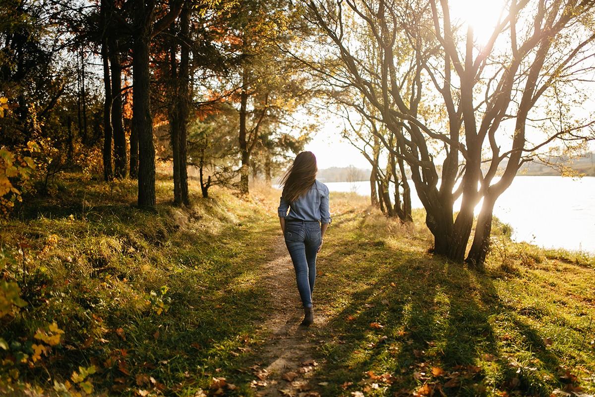 есен, слънчеви дни, разходка през есента, природа есен