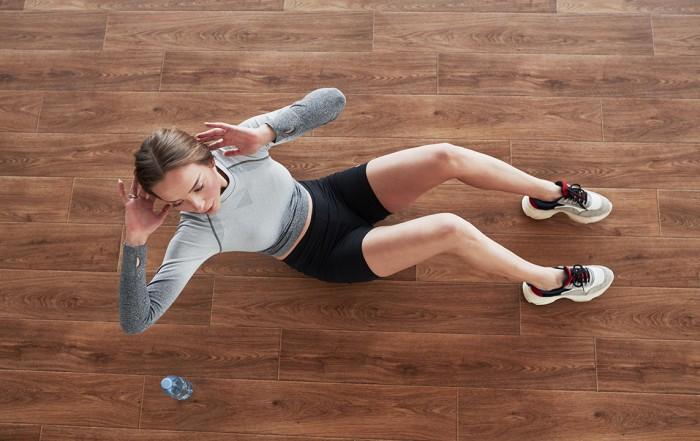 форма след раждането, упражнения за майки