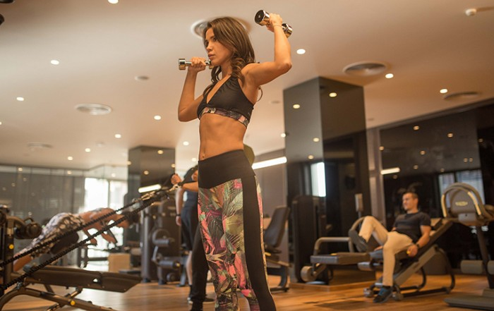 ефективността на тренировките, фитнес