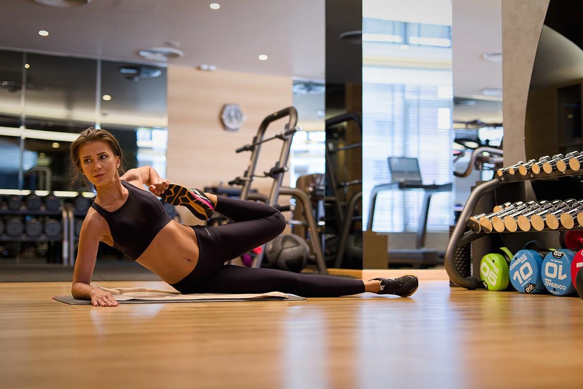 мускулна треска, упражнения