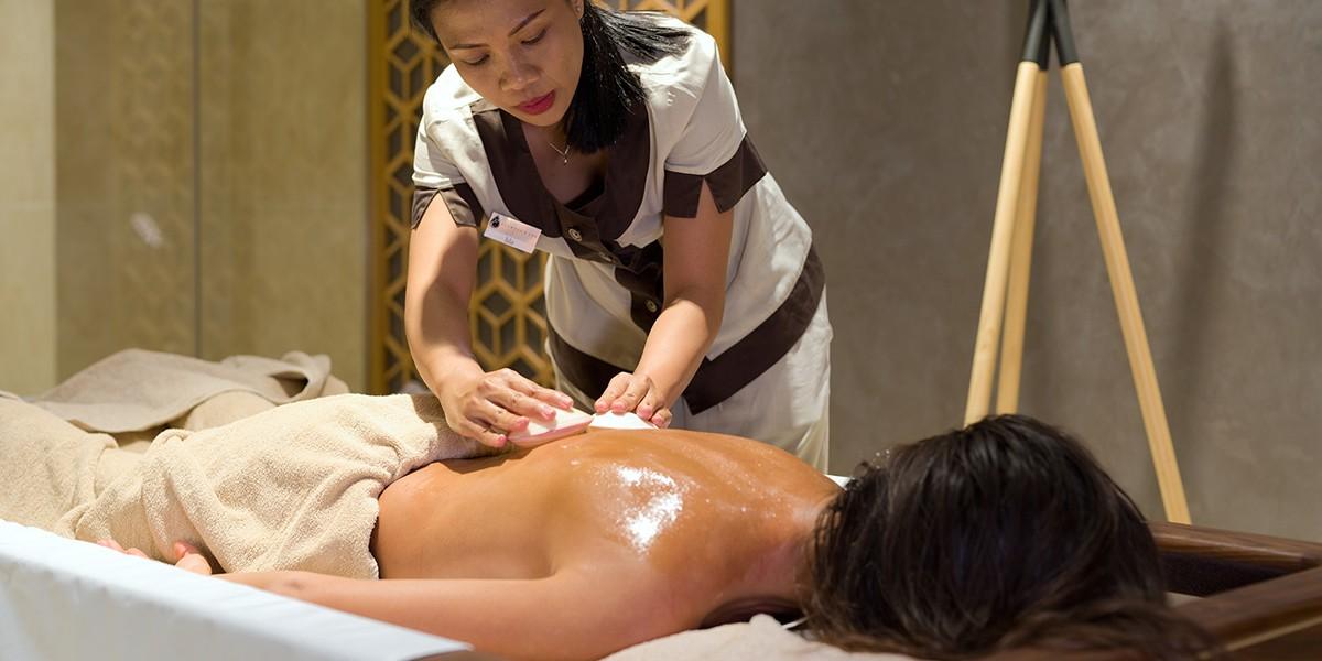 масажни процедури
